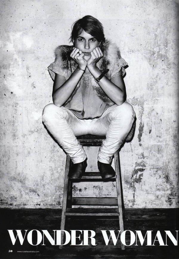 Isabel Marant, la favorita