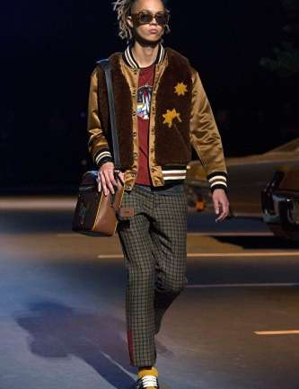 Nuevos modelos que se vieron en el London Fashion Week Mens