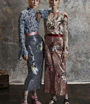 Inspiración visual: Vestidos Pre-Fall para para fiestas