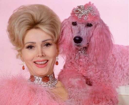 Adiós a Zsa Zsa Gabor, una de las últimas celebridades de la era dorada
