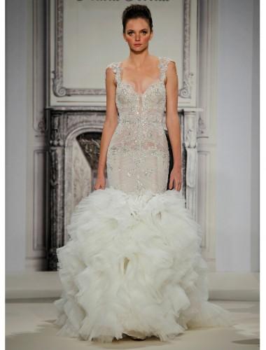 oferta 100% autenticado el precio más bajo Pnina Tornai, la diseñadora de vestidos de novia que ...