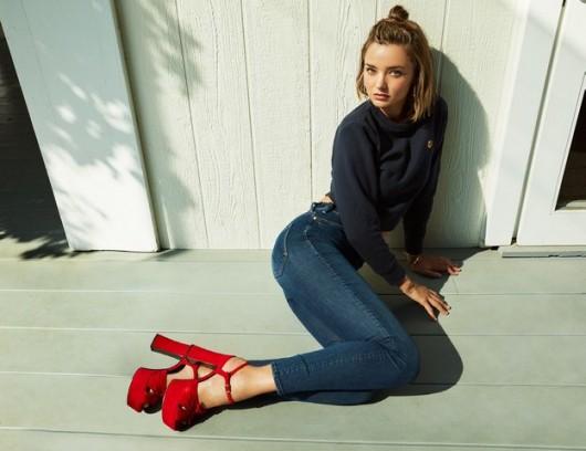 Miranda Kerr lanza su primera colección denim