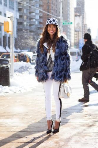 """Aimee Song, una de las mayores exponentes del estilo """"happy clothing"""""""