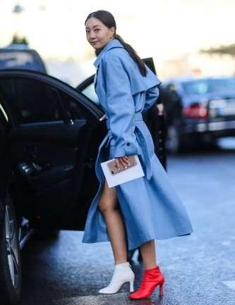 Los mejores street style de Paris Fashion Week Fall 2017