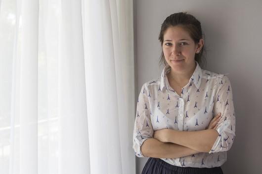 """Paula Fajardo: """"Mi último trabajo es una película que se llama 'El hombre que inventó la navidad', es sobre Charles Dickens"""""""