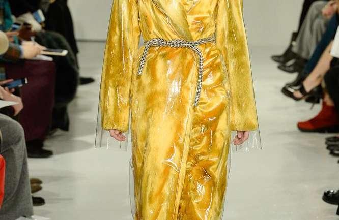 El debut de Raf Simons en la pasarela de Calvin Klein