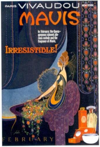 Publicidad de belleza de los años '20 y '30