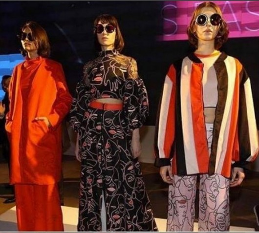 La marca Roberta representó a Chile en la Epson Digital Couture Project – New York Fashion Week 2017