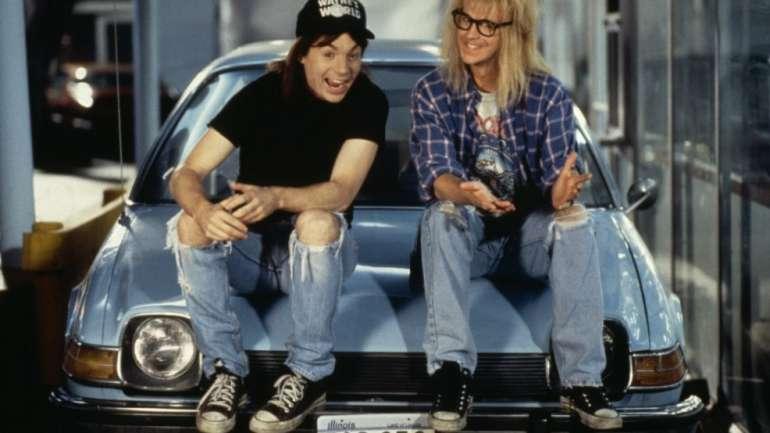 """""""Wayne's World"""": 25 años desde el estreno de la película"""