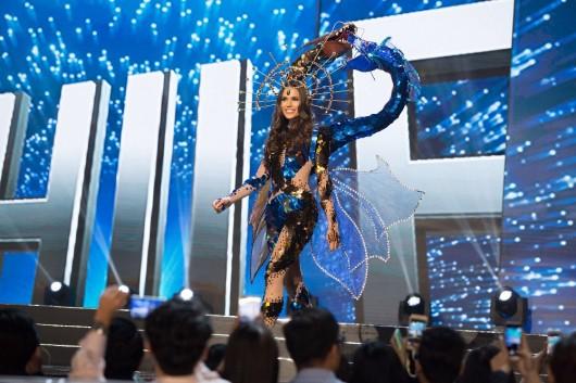Bernardo Santander, el diseñador que estuvo a cargo del traje típico de Miss Chile