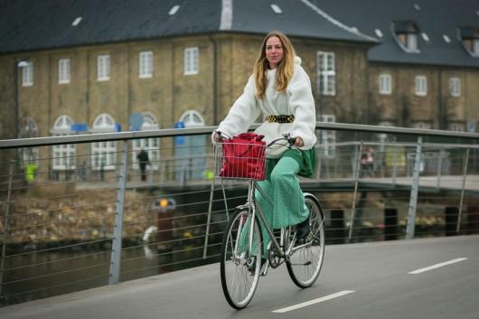Los mejores Street Style de Copenhagen Fashion Week AW17