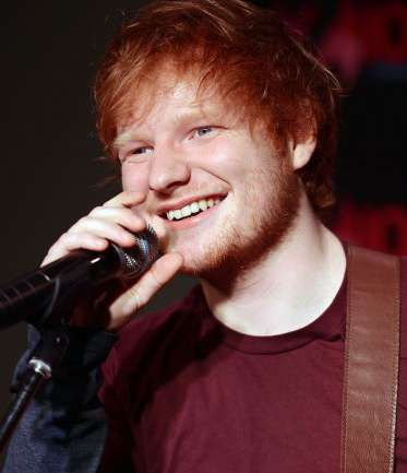 """Ed Sheeran vuelve a Chile con su nuevo álbum """"Divide"""""""