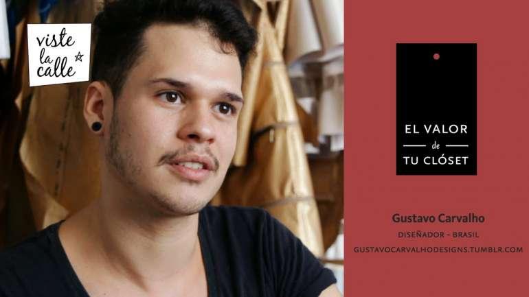 El Valor de Tu Clóset Brasil: Gustavo Carvalho