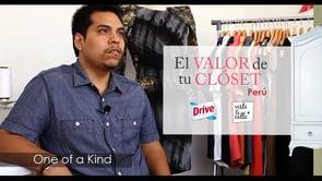 El Valor de Tu Clóset Perú: One of a Kind