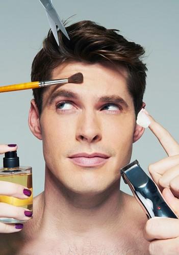 Maquillaje natural para hombres, una tendencia mundial