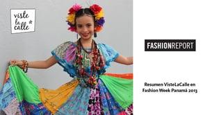 Resumen de Fashion Week Panamá 2013