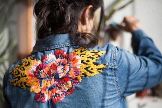 Talleres de tejido y bordado para comenzar marzo de manera entretenida