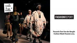 VLC en Fashion Week Panamá 2013: Tom Van Der Borght