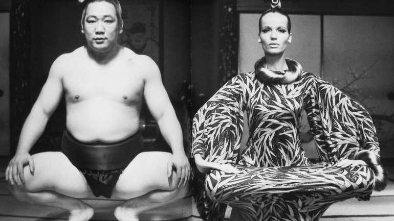 La moda occidental en Asia