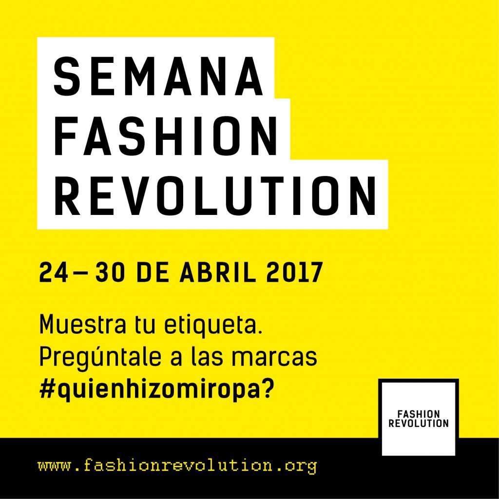 Semana de Fashion Revolution: Conoce el Índice de Transparencia en la moda