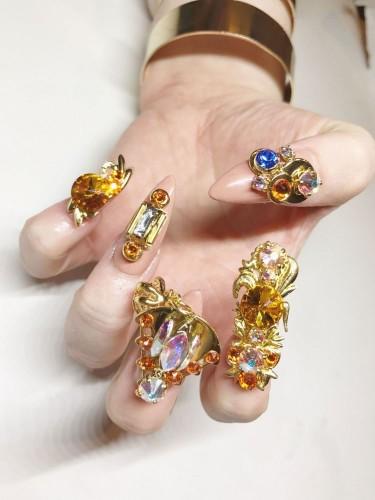 """""""Manicure Sculptures"""" la nueva tendencia para las uñas"""
