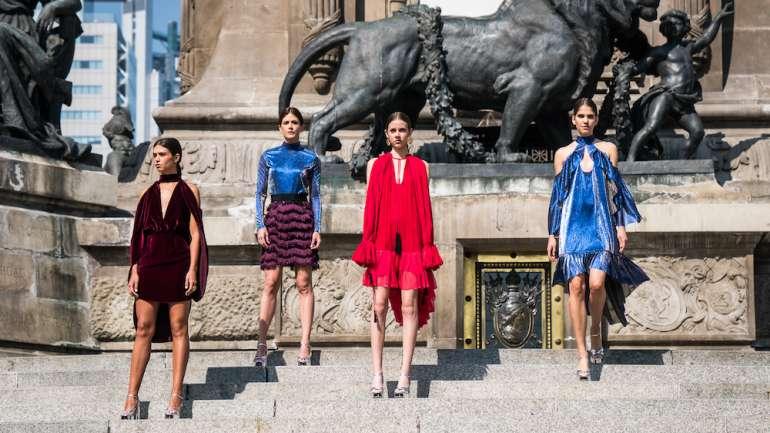 Lo nuevo de Mercedes-Benz Fashion Week México Otoño-Invierno 2017