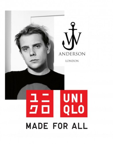 Jonathan Anderson creará una colección cápsula para Uniqlo