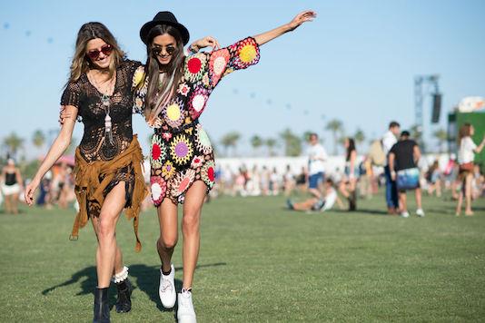 Los looks de Coachella 2017, parte I