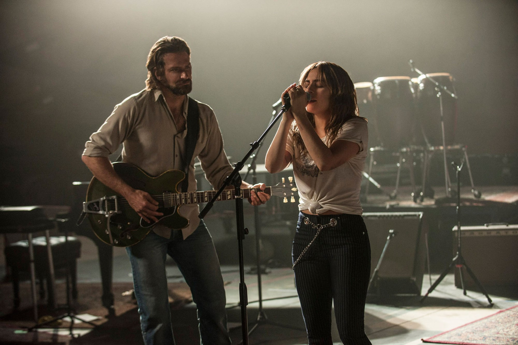 """A star is born"" y el tercer remake de la cinta con Lady Gaga"