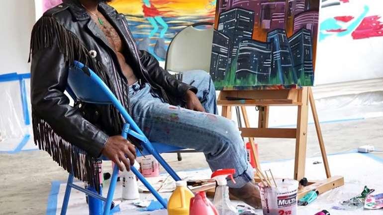 Gianni Lee: El artista que ha vestido a Iggy Azalea, Rihanna y Willow Smith