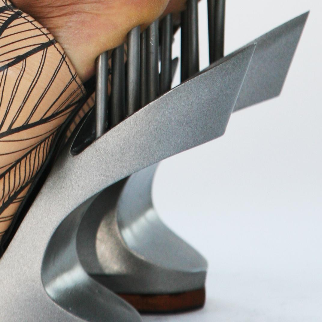 """Entrevista a Phèdre: """"Los zapatos que diseño definitivamente tienen una estética escultura. Se puede sentir que aquí se cuenta una historia"""""""