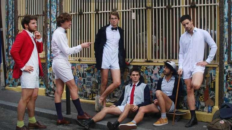 Calchemise, la prenda que revoluciona el vestuario masculino