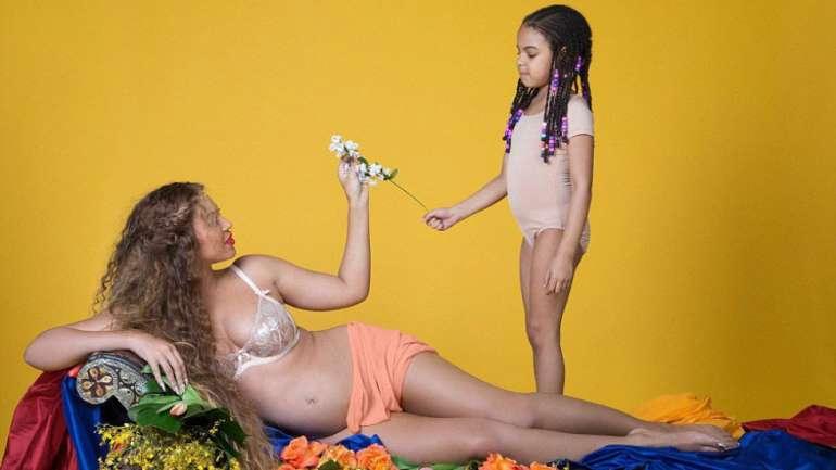 Beyoncé y su forma de vestir durante su segundo embarazo