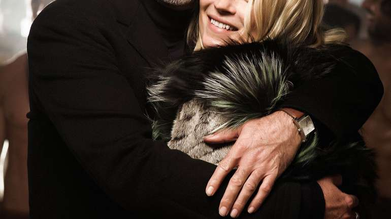 Freedom, el homenaje de Kate Moss a George Michael