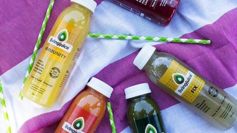 Living Juice: El secreto de las estrellas para mantenerse nutridas y saludables