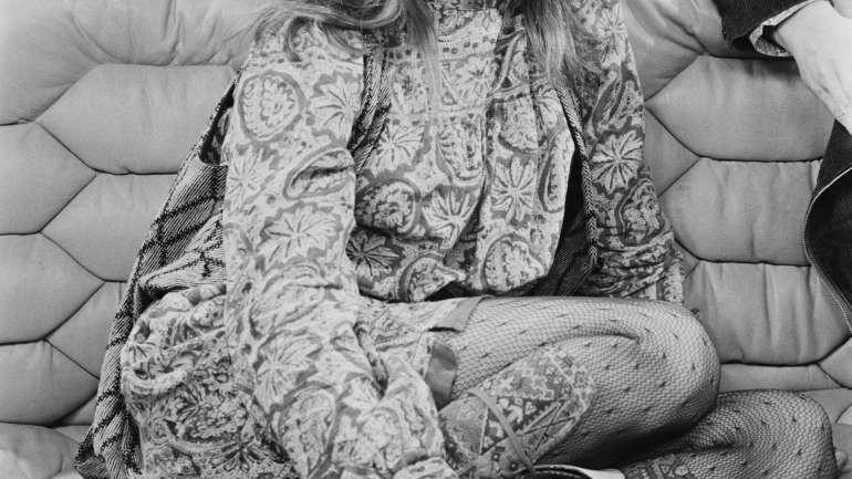 Homenaje a Anita Pallenberg, la eterna reina del rock and roll