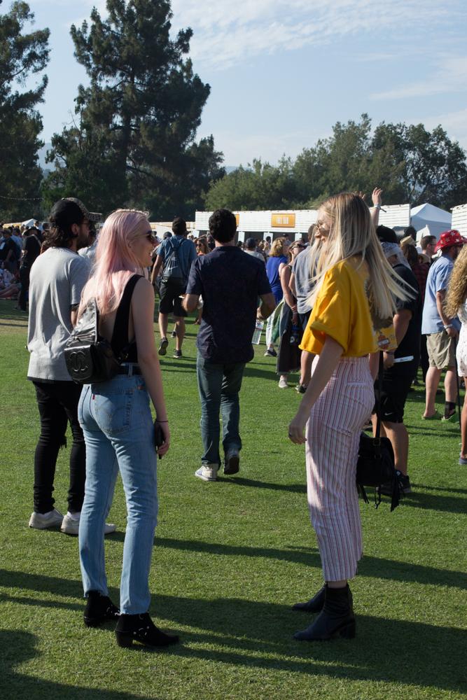 Los mejores looks de Arroyo Seco Weekend 2017 en California