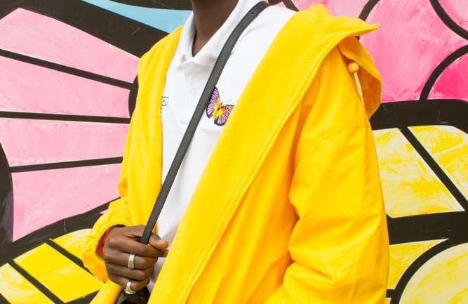Entrevista a Cheikh Tall, el modelo que fue reclutado por Gucci a través de Instagram