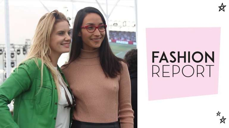 Fashion Report: ¿Real Madrid o Juventus? La gran final de la Liga de Campeones en Champions Live