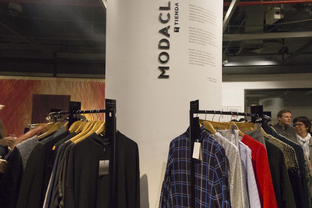 El lanzamiento de la tienda de vestuario de ModaCL