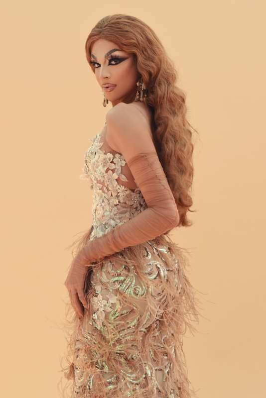 Valentina de RuPaul's Drag Race, el nuevo rostro de Benito Santos