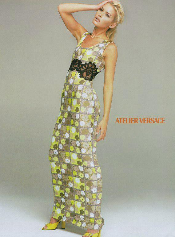 Flashback: Valeria Mazza, la primera top model sudamericana