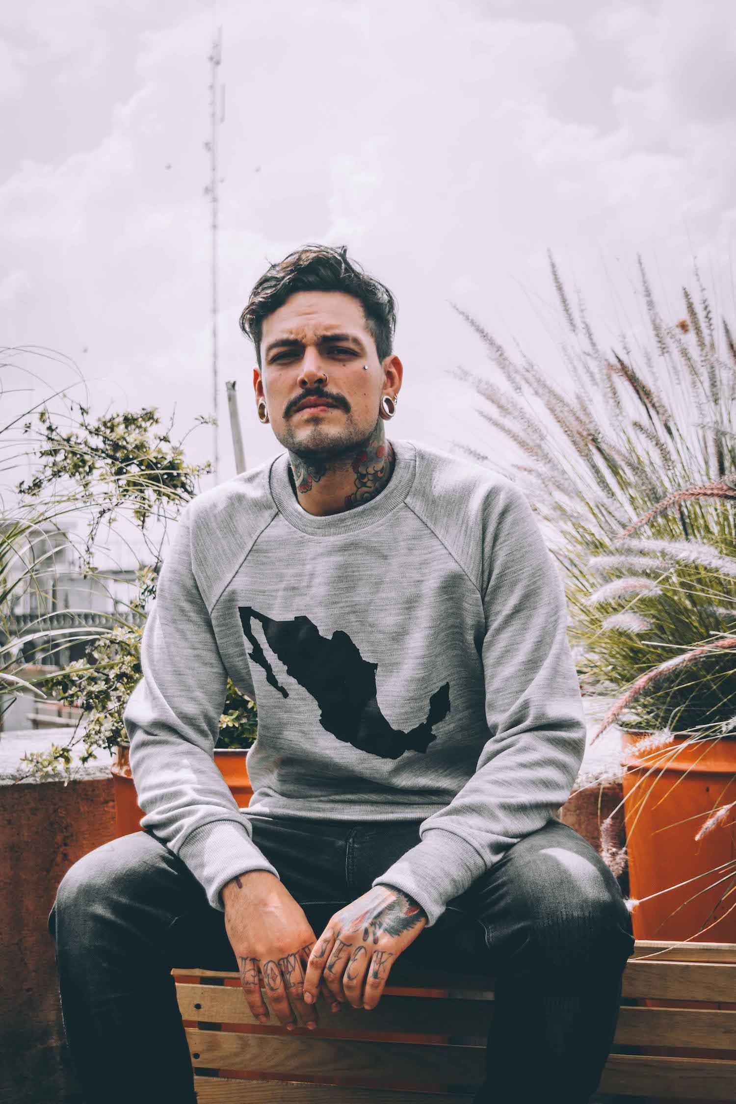 JPEG, la marca de ropa urbana y unisex de México