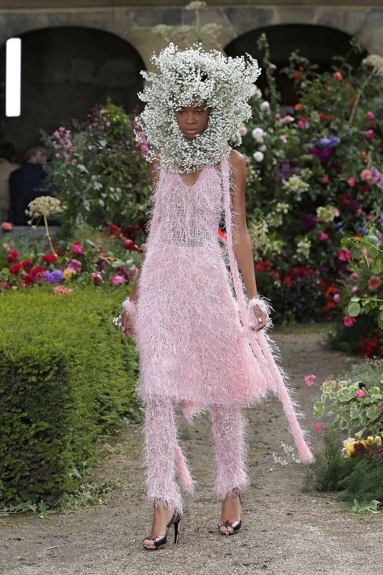 Las mejores puestas en escenas de Paris F/W Haute Couture 2017-18