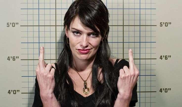 Flashback: Lena Headey antes de Cersei