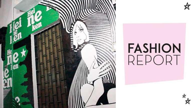 Fashion Report: Dave Aju Heineken Exclusive Nights