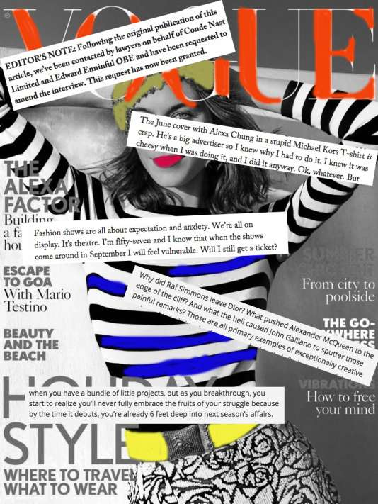 La dura realidad: las frases más honestas de los personajes de la moda