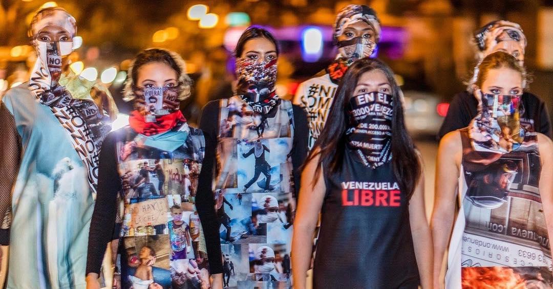 """""""Resistencia"""", la colección cápsula de Lisu Vega"""