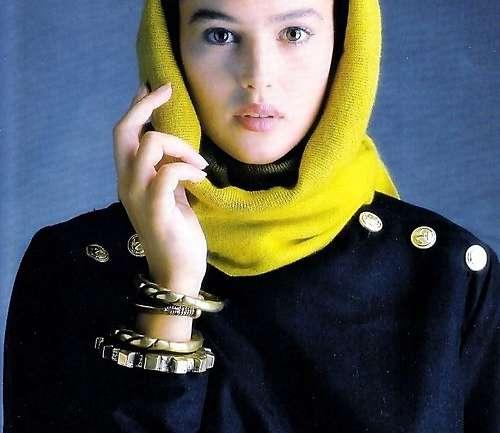Flashback: Monica Bellucci, la modelo