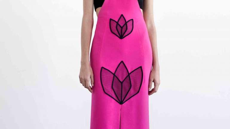 Camila Ferrés: Diseño latino de líneas simples y elegantes